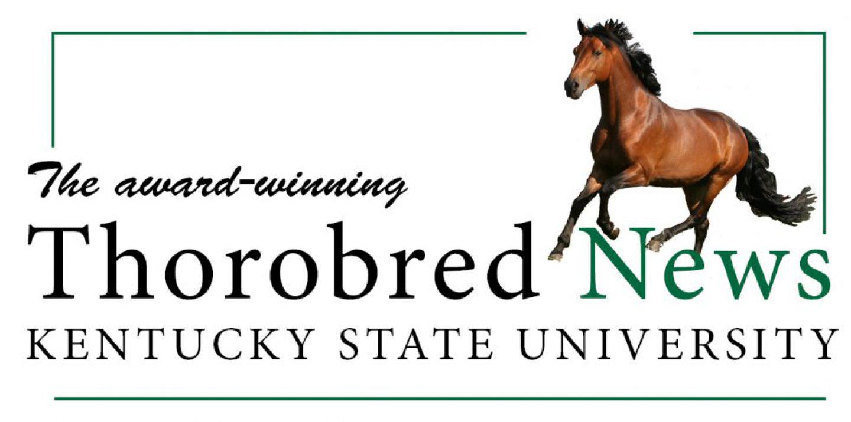Kentucky State University's Thorobred News